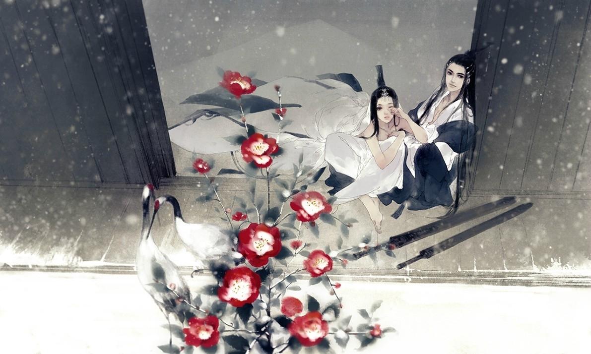 楚月潼轩辕暝和尚